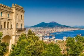 Guide voyage Naples