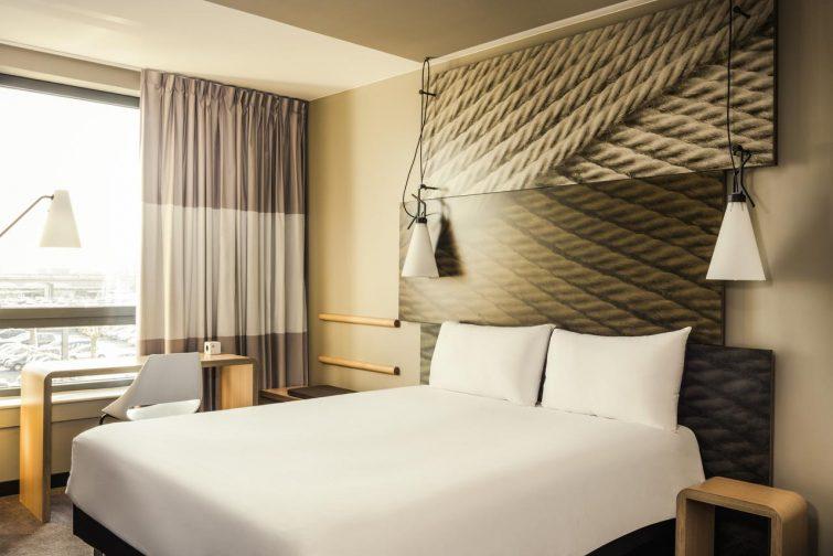 Dormir près de l'aéroport de Paris-Orly : Ibis Paris coeur d'Orly