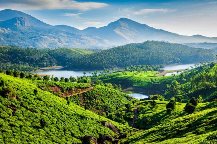 Découvrir les paysages vallonés est dangereux, cela nécessite une assurance voyage en Inde