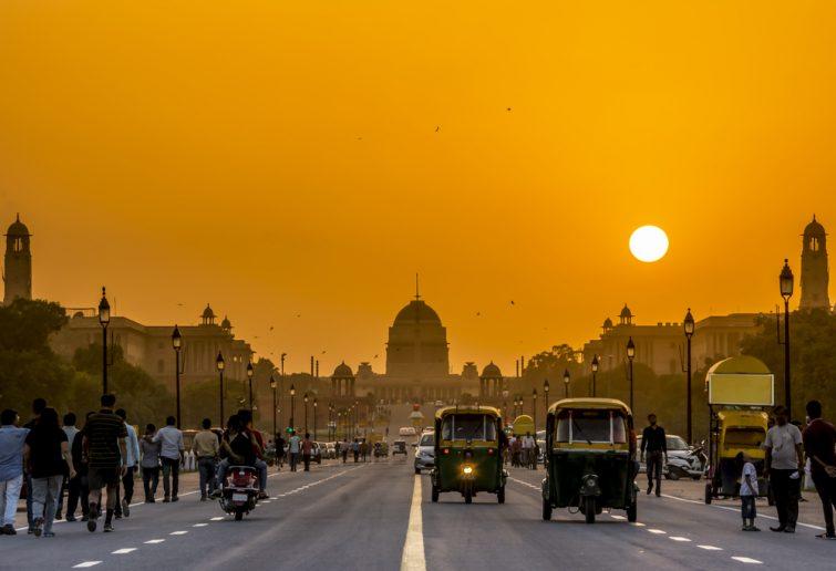 New Delhi, y conduire grâce à son assurance voyage pour l'Inde
