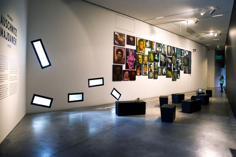 Exposition, musée juif de Berlin