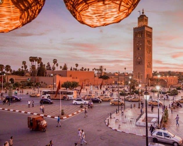 Les 12 meilleurs rooftops où boire un verre à Marrakech