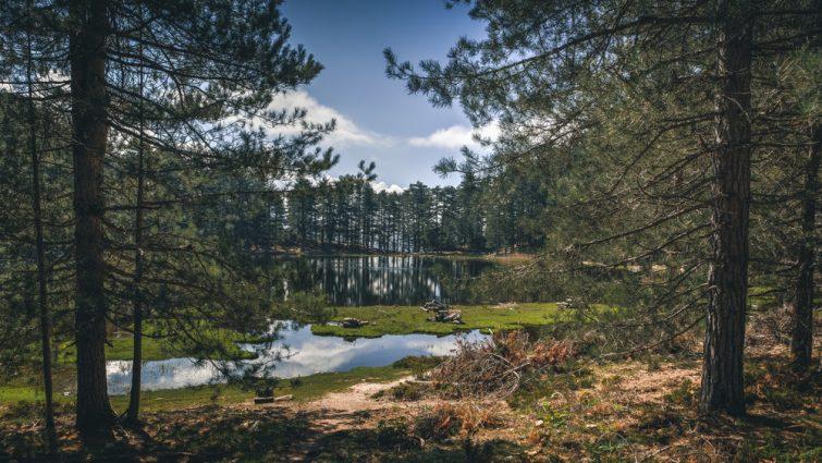 Socca vers le lac de Creno