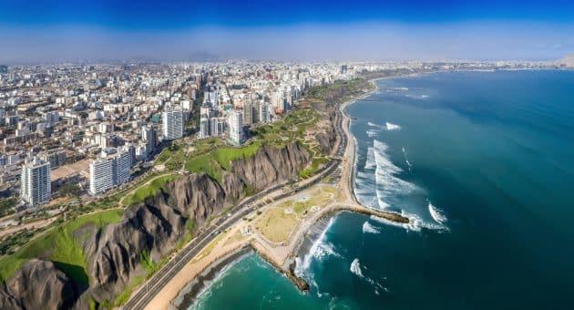 Visiter Lima