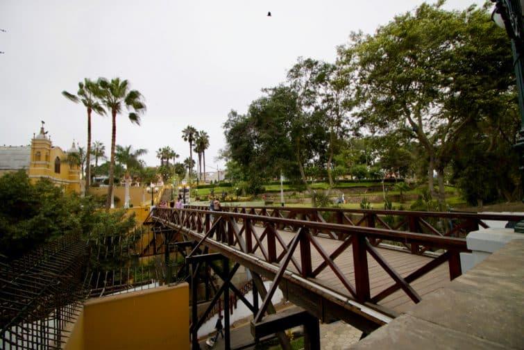 Pont des Soupirs, Lima