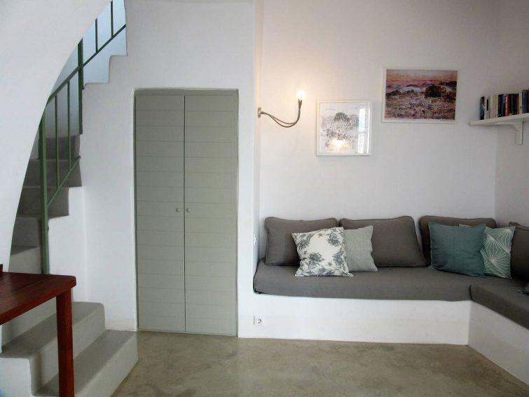 Maison typique à Chora, Amorgos