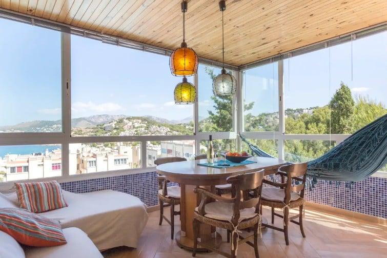 Appartement de luxe avec vue