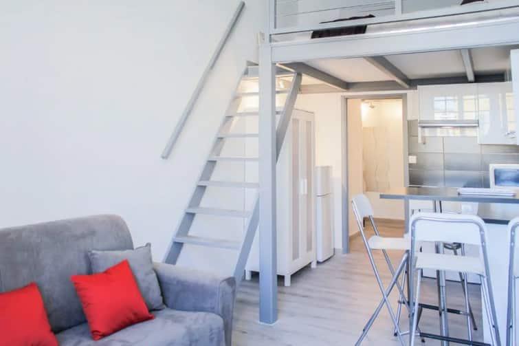 Studio climatisé au cœur du Vieux-Port
