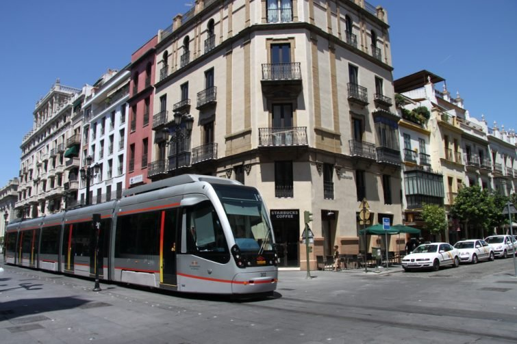 Métro Séville