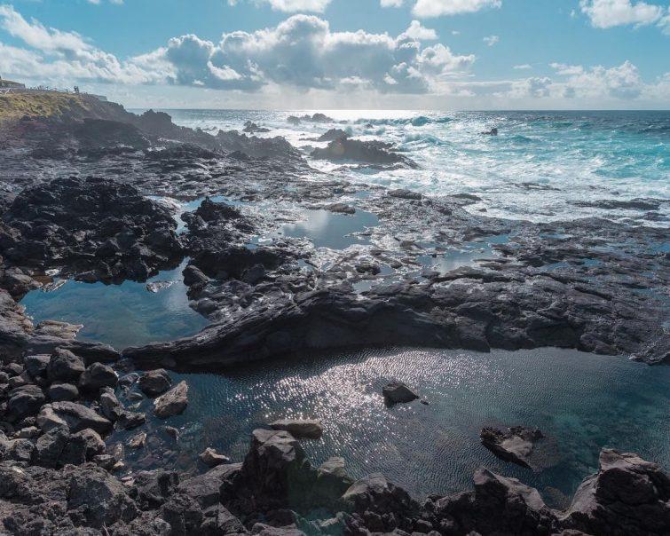 Monsteiros, île de Fogo, Cap Vert