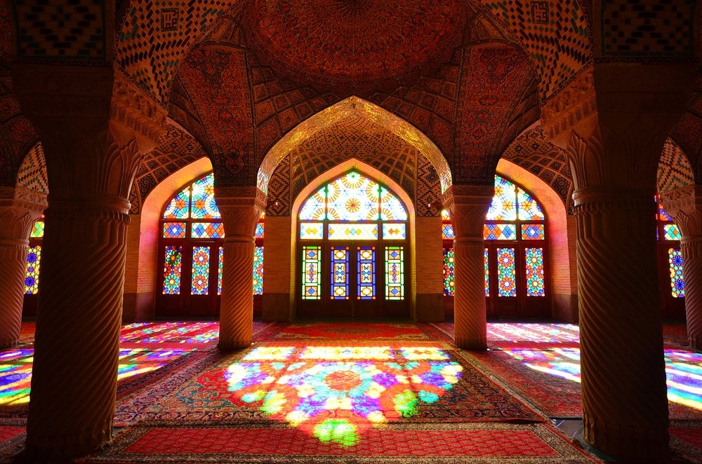 Mosquée Nasir ol-Molk