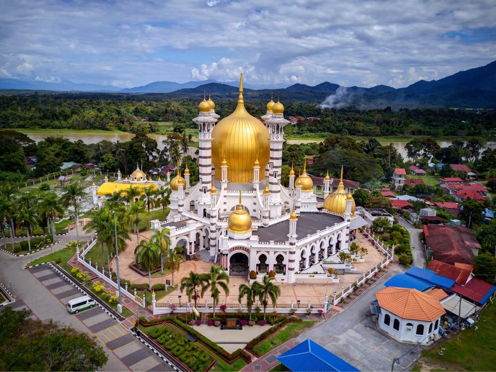 Mosquée Ubudiah