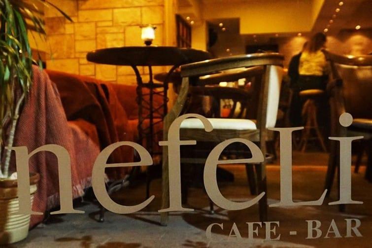 Nefeli Bar (Agia Pelagia)