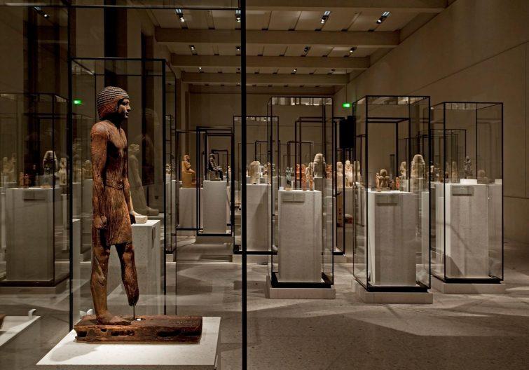 Intérieur du Neues Museum, Berlin