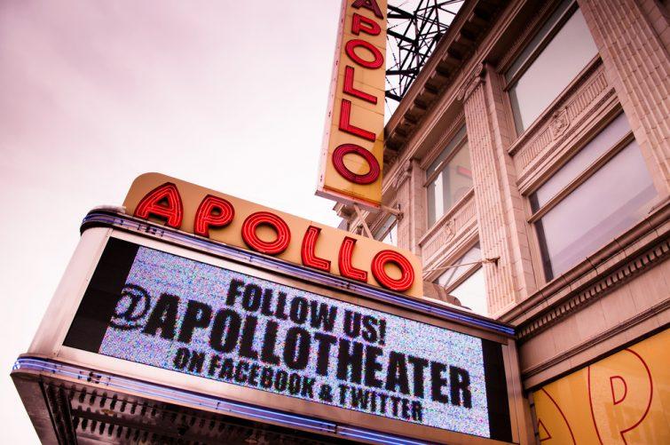 Apollo Theatre, NY