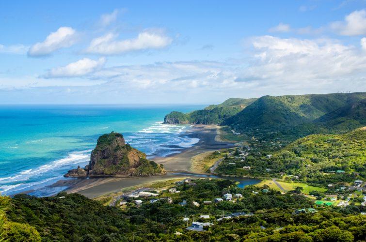 Piha, Nouvelle-Zélande