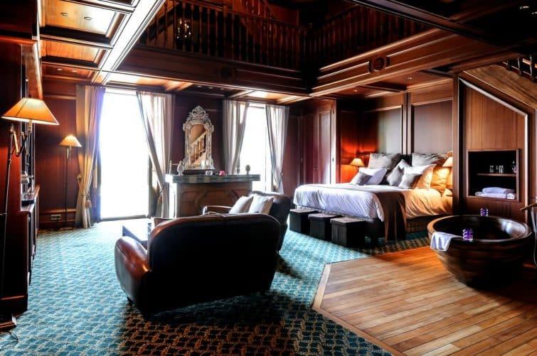 palace Menthon, suite, Annecy