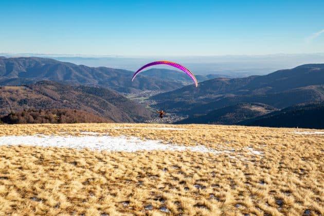 Où faire du saut en parachute en Alsace ?