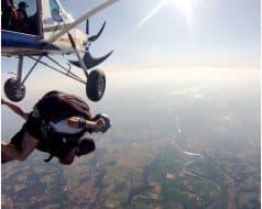 parachute bordeaux