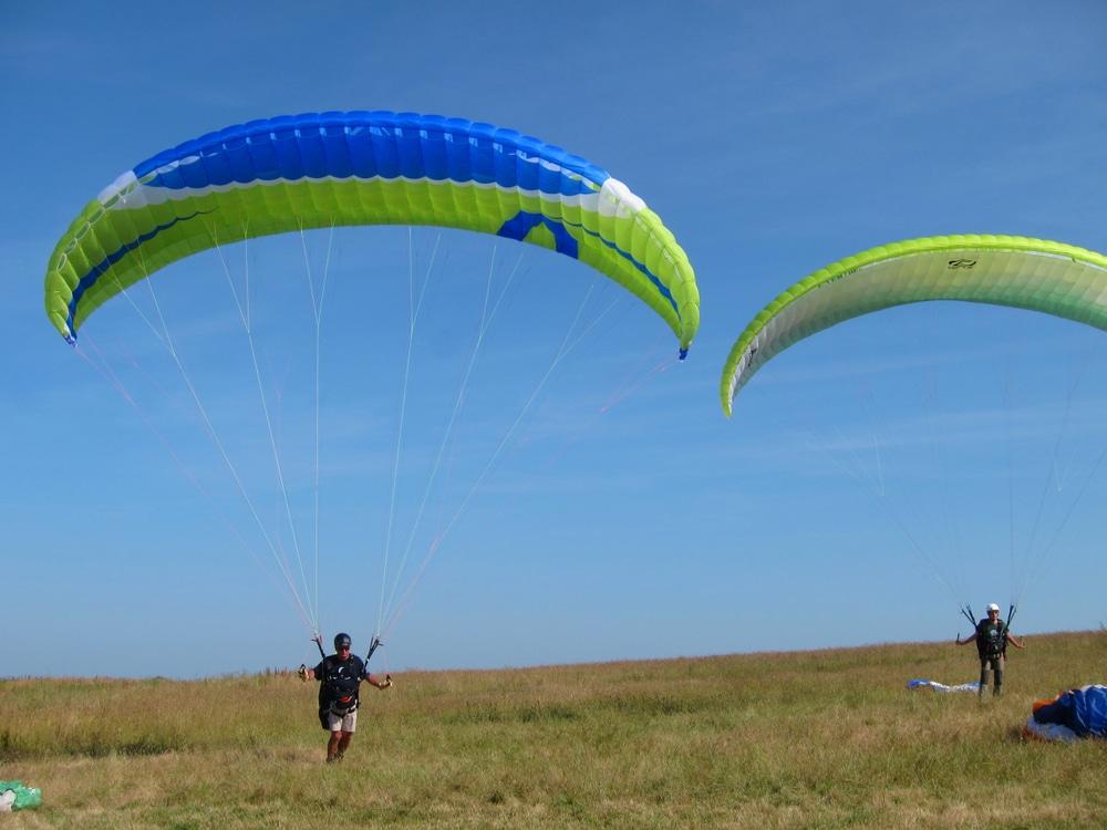parachute bretagne lannion