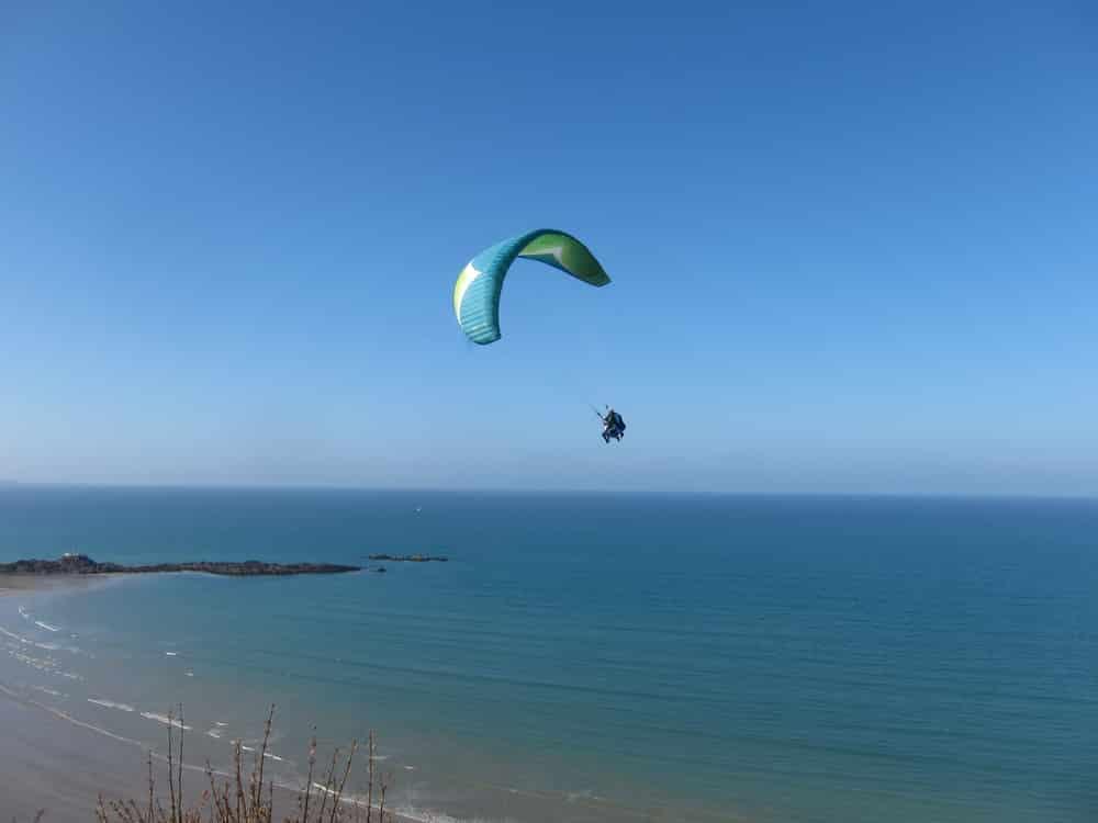 parachute bretagne
