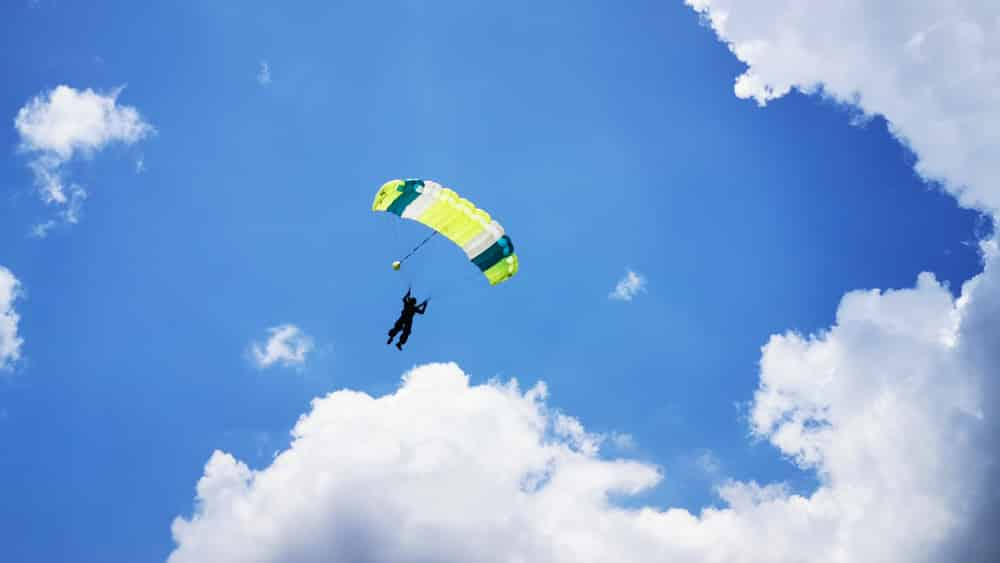 parachute lyon