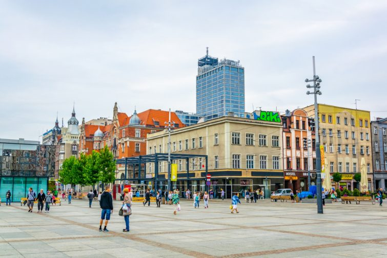 place principale Rynek
