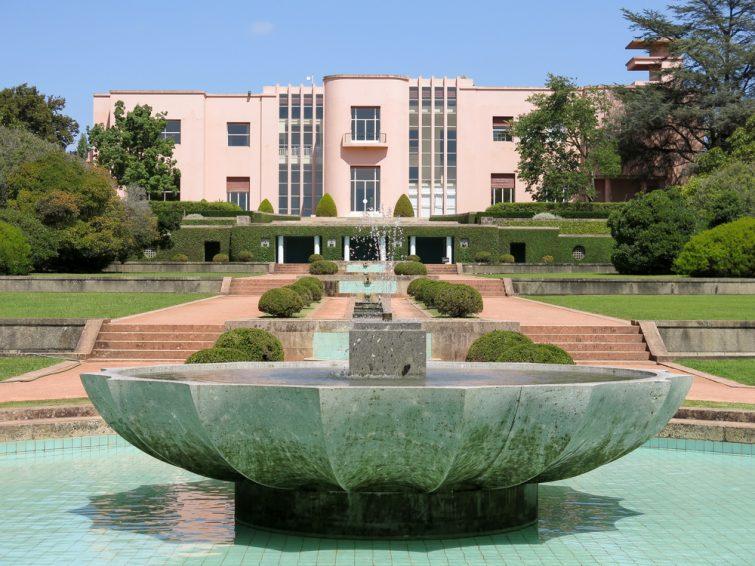 Le musée d'art contemporain Serralves