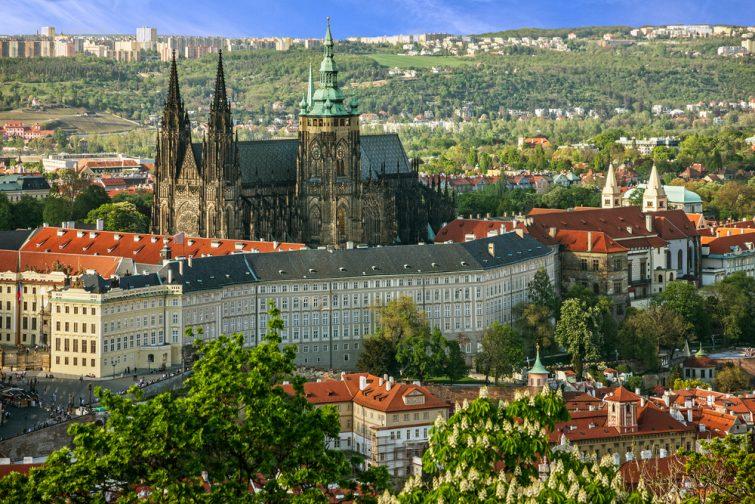 Le château de Prague, à absolument faire dans vos itinéraires de Prague