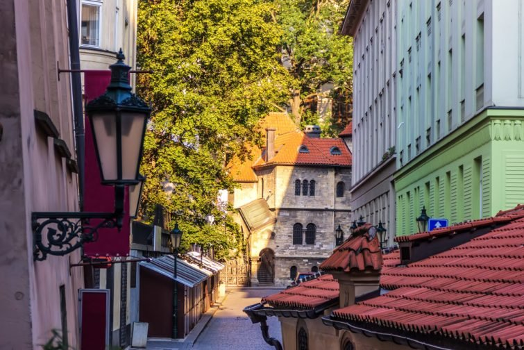 Josefov, le quartier juif, à inclure dans vos itinéraires de Prague