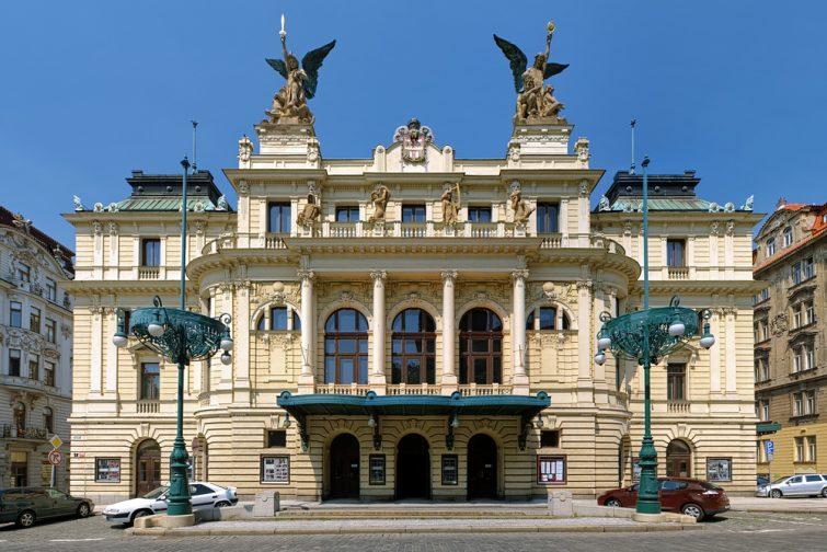 Quartier de Vinohrady, Prague