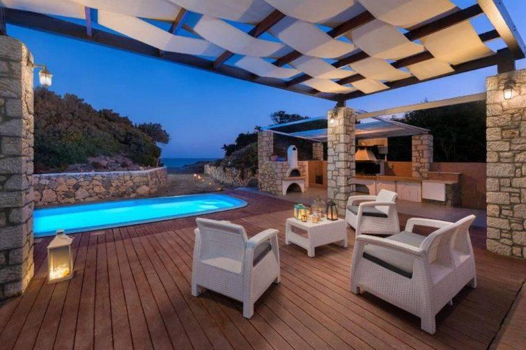 Magnifique villa en bord de mer