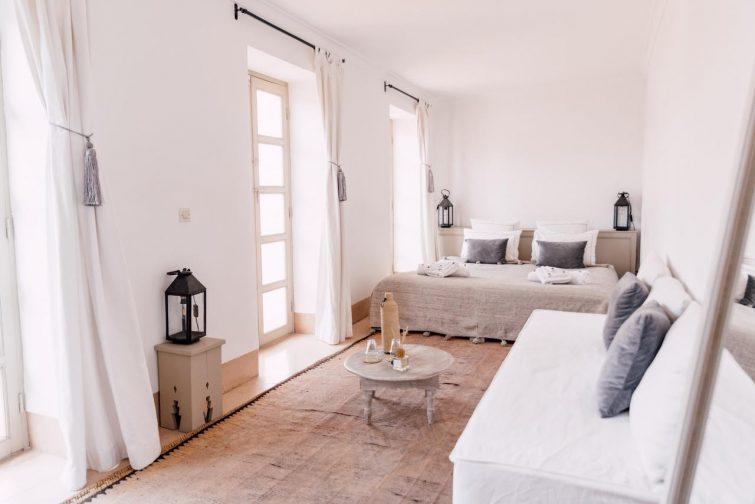 Chambre, gîte Berbère, Marrakech