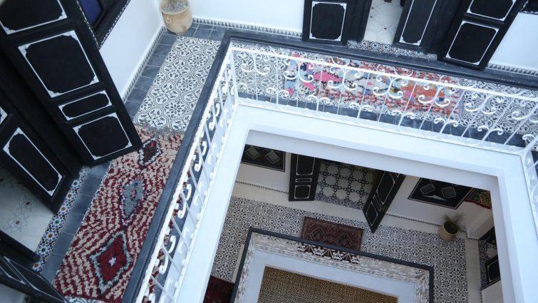 Riad Tingis, Tanger