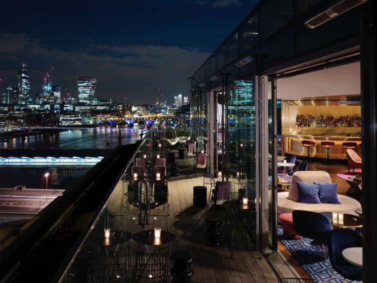 Le 12th Knot, l'un des meilleurs rooftops de Londres