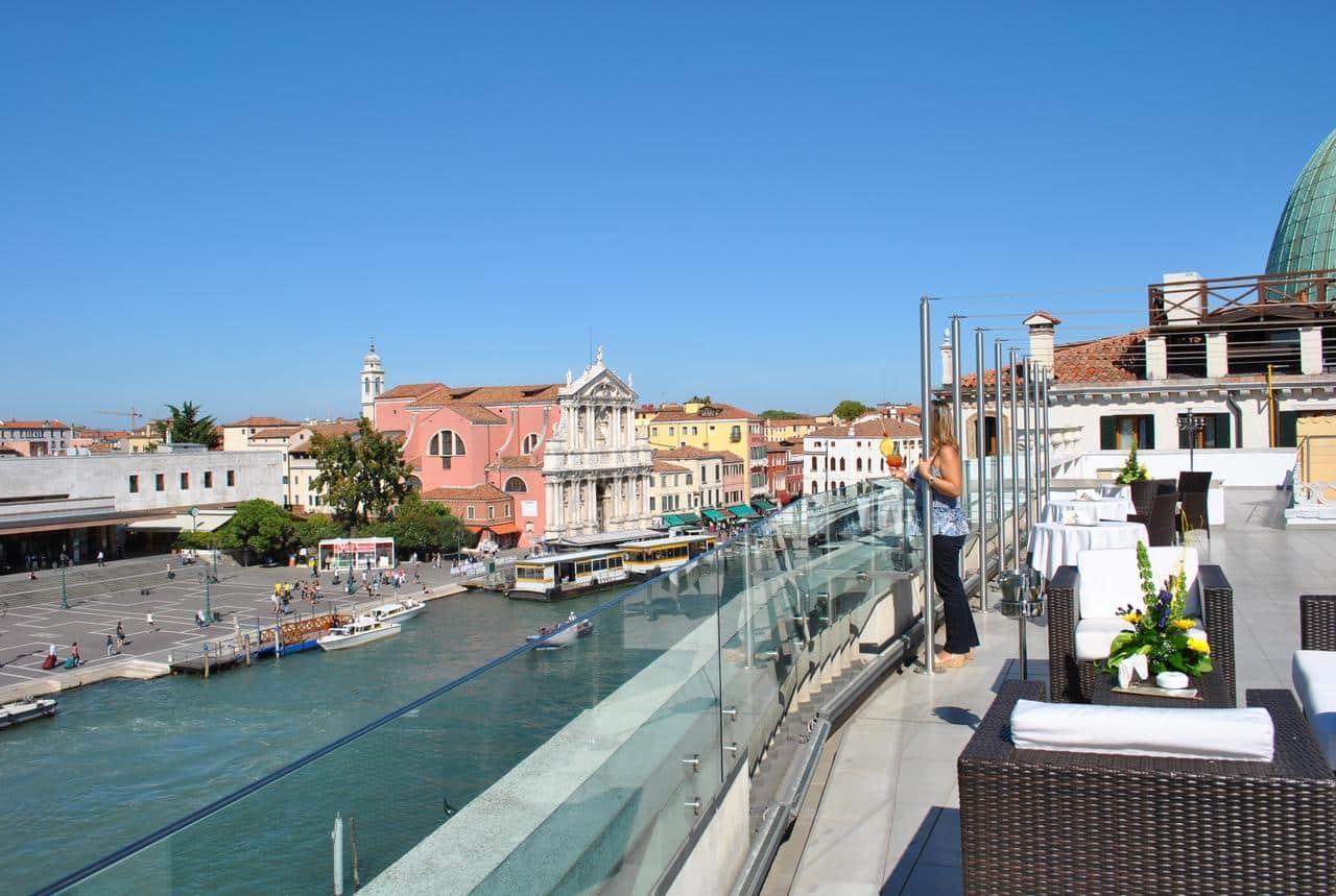 rooftop 3 rooftops où boire un verre à Venise