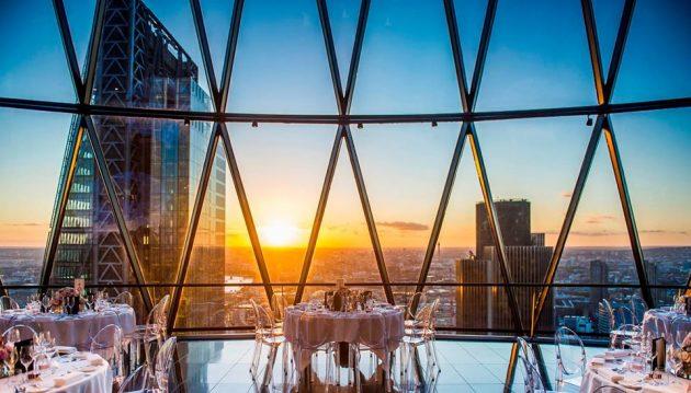 Les 8 meilleurs rooftops où boire un verre à Londres