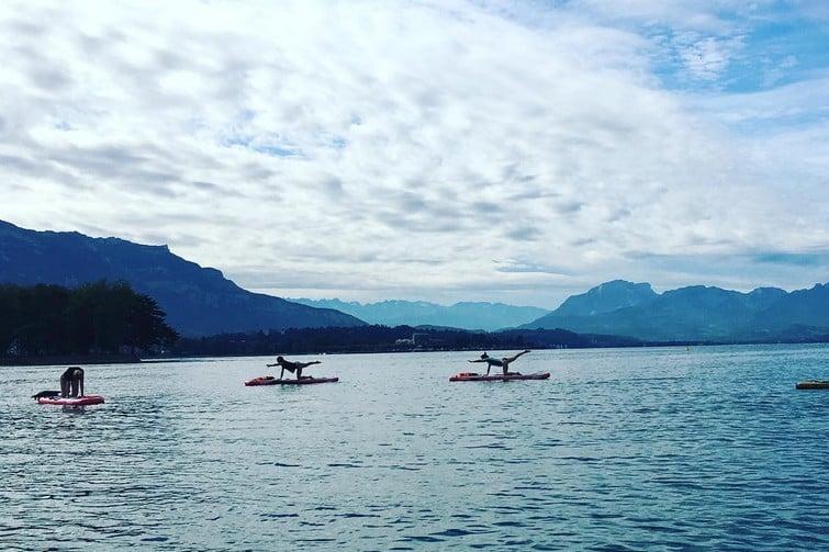 La Full Moon Yoga, en Savoie Mont Blanc