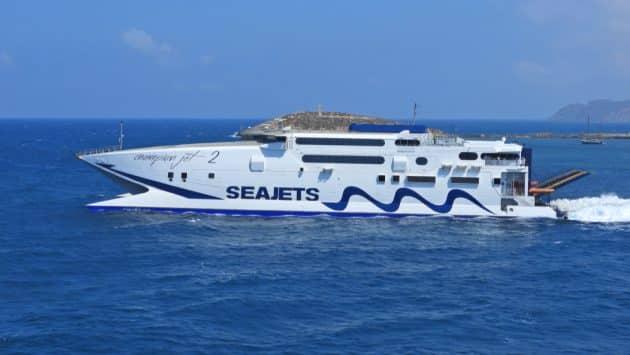 Comment aller à Amorgos depuis Santorin en ferry ?