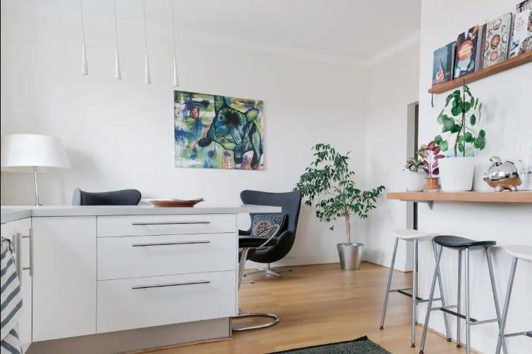 Appartement de designer