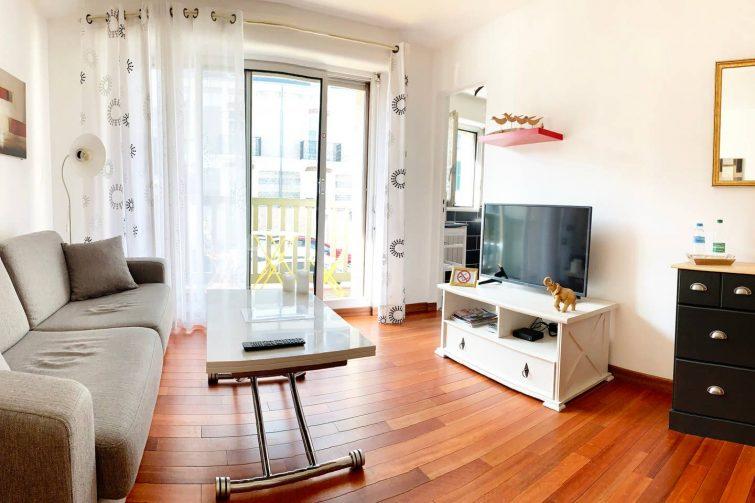 Studio Airbnb à Deauville