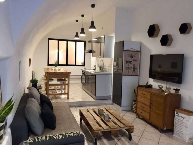 Appartement atypique à La Ciotat