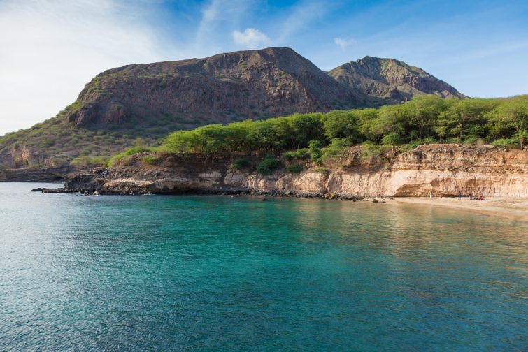 Plage de Tarrafal, Randonnée vers le Monte Trigo, Cap-Vert