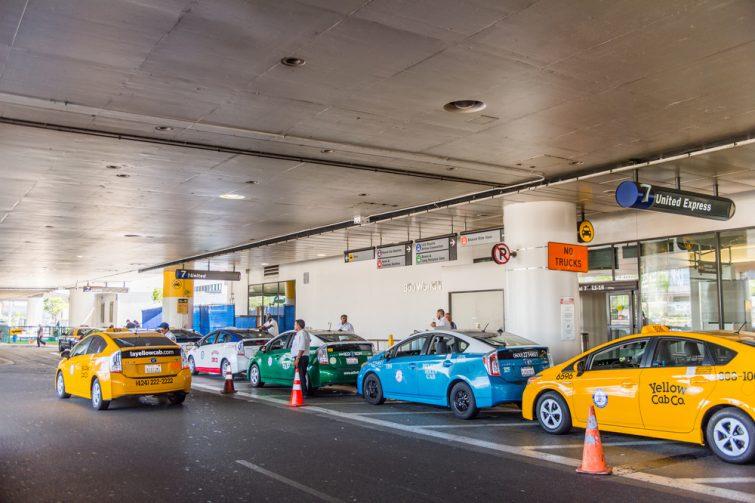 Taxi Los Angeles