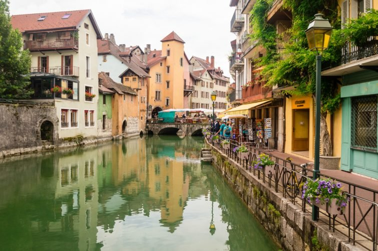 thiou randonnée à Annecy