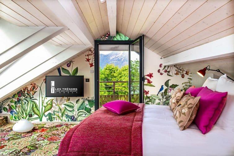 Chambre au Tresoms, Annecy