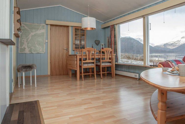Chalet norvégien en pleine nature