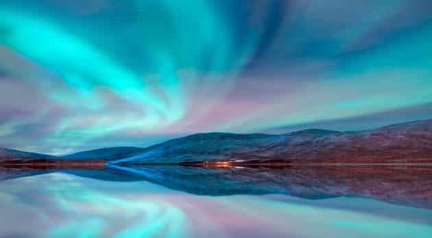 Les meilleurs spots où voir les aurores boréales à Tromsø