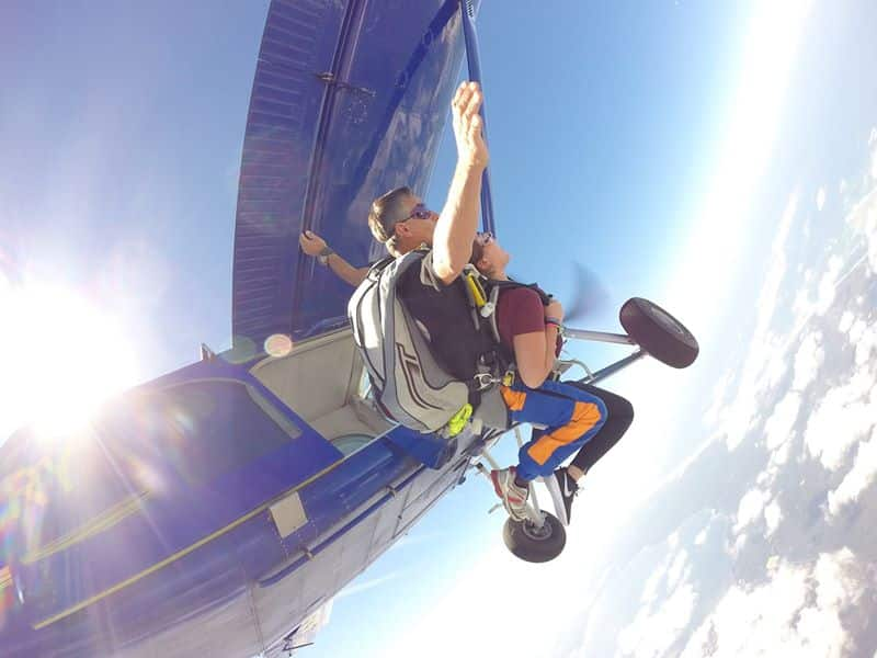 verticaltair saut en parachute autour d'Arcachon