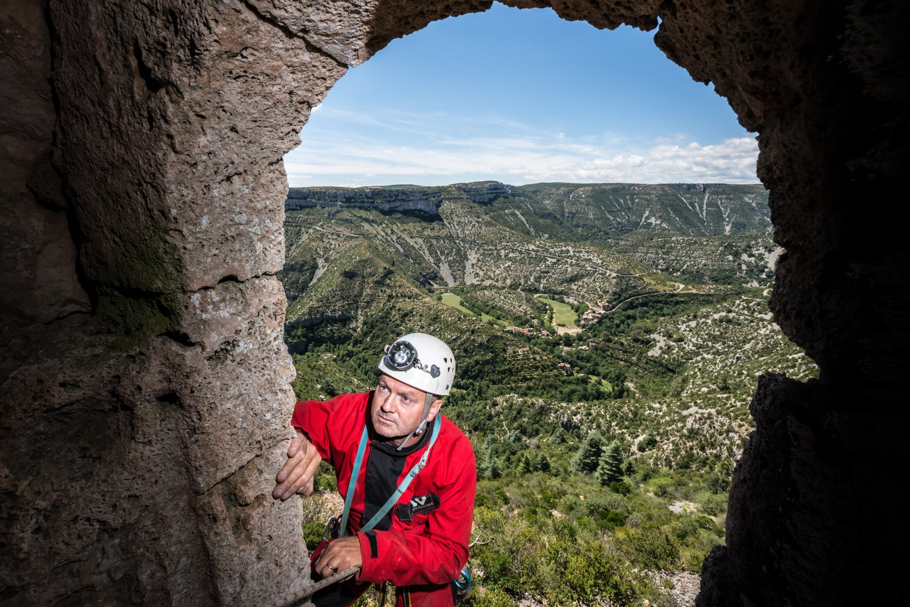 via ferrata navacelles